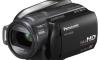 Panasonic hdc-hs200